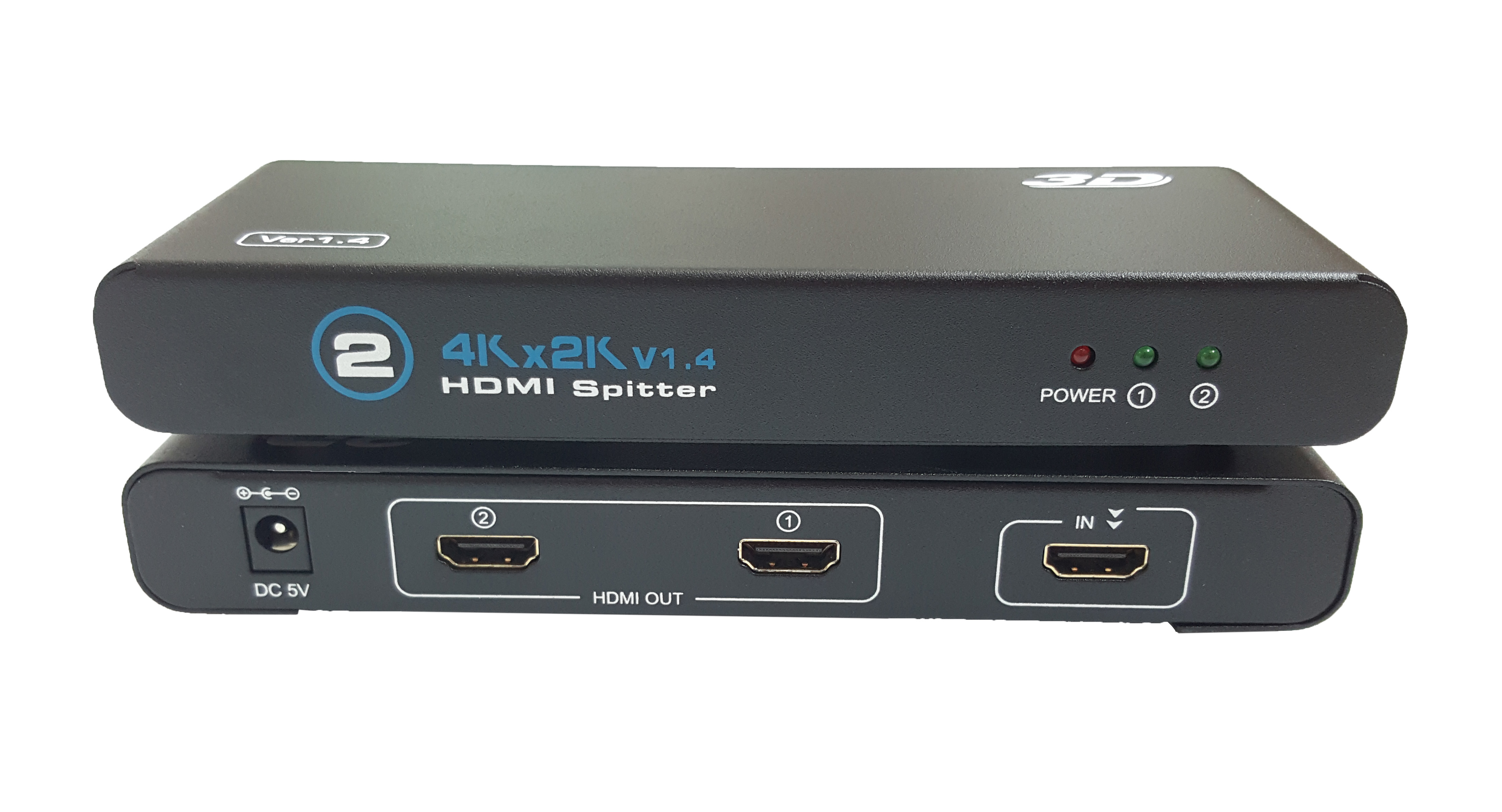 HDMI Splitter 1 to 2 Way