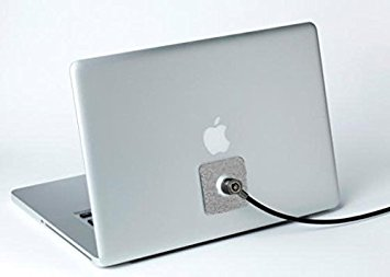 Security lock slot attachment for macbook air