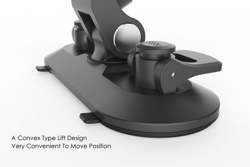 ipad visualiser stand suction 6